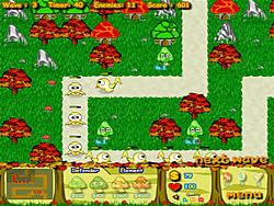 Mushroom Farm Defender game