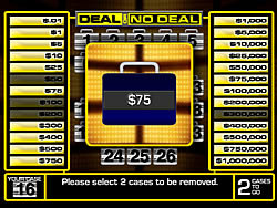 Permainan Deal or No Deal 2