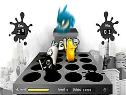 Splat an Inky game