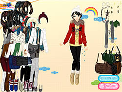 Gioca gratuitamente a After the Rain Dressup