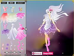Fairy Magic Dressup game