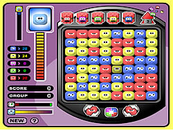 Matching Games - GAMEPOST.COM Cutey Cubes