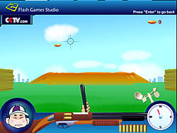 Shootgun Skeet game