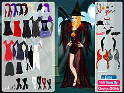 Halloween Elegance game