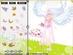 เล่นเกมฟรี Magic Fairy Dressup