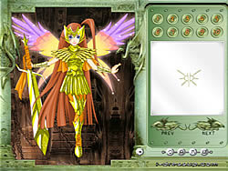 Permainan Goddess of War Dressup