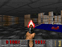 Играть бесплатно в игру Doom 1