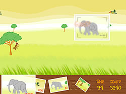 Coconut Safari game