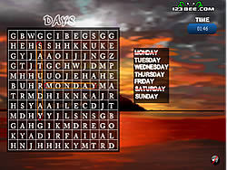 Word Search Gameplay - 20
