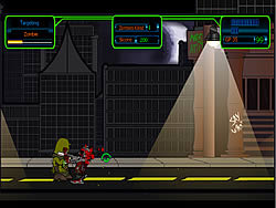 Juega al juego gratis Urban Soldier
