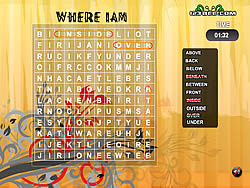 Word Search Gameplay - 34 game