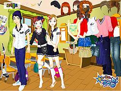 Jogar jogo grátis Boy And Girl Dress Up