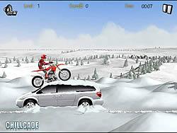 gra Winter Rider