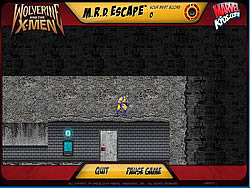 Wolverine MRD Escape игра