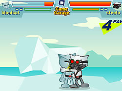 Cat Wars game