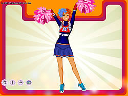 Cheer Leader game
