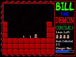 Bill The Demon game