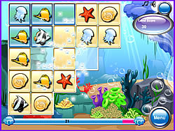 Deep Reef game
