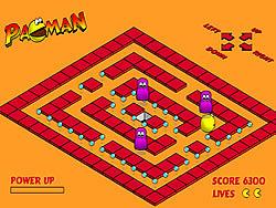 Mr. Pacman game