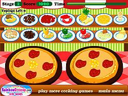Pizzalicious game