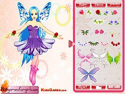 Sweet fairy Dressup game