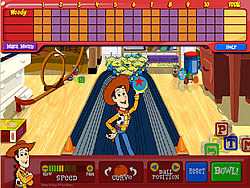 Toy Story - Bowl-o-Rama игра