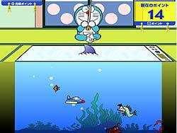 Doraemon Fishing