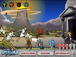 Gioca gratuitamente a Overlord II - Glorious Empire Toss