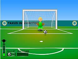 Penalty Shootout Taxus