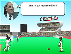 Ashes 2 Ashes Zombie Cricket game