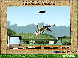 無料ゲームのAshes Clashes Backyard Classic Catchをプレイ