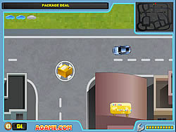 Mission Racing game