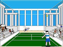 Ragdoll Tennis oyunu