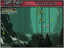 Harry Potter I - Underwater Wizardry game