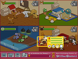 Animal Shelter game