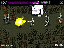 Gioca gratuitamente a Zombie Hooker Nightmare