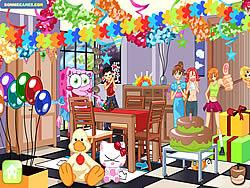Suprise Party Decor