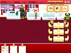 Jogar jogo grátis Winter Bistro