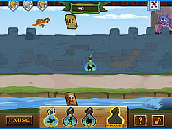 Enchanted Quest game