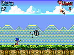 Sonic Assault jeu