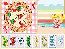 Pizzarella game