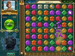 เล่นเกมฟรี The Treasures of Montezuma 2