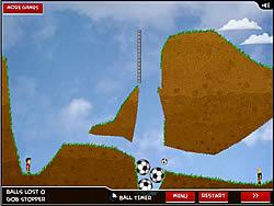 Jogar jogo grátis Soccer Balls