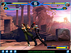 jeu King Of Fighters v 1.3