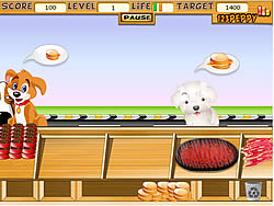 Serve The Pets game