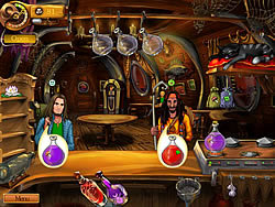 jeu Potion Bar