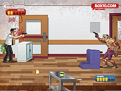 Zombie Warrior Man game