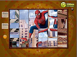 Spin n Set - Spiderman 2