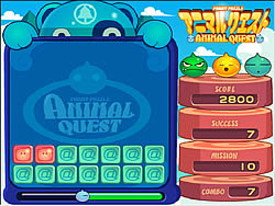Animal Quest game