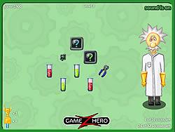 Lab Mess game